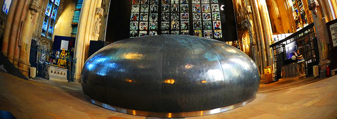 York Minster Cathedral Orb Main